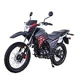 Lifan X-Pect EFI Motorcycle Bike Adult Dirt Bike 14hp Enduro Street Bike Dirt Bikes Fuel Injection Assembled,Red by X-Pro