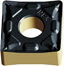 Walter Tools SNMG120404-NF4 WSM10 Carbide Tiger-Tec Negative Indexable Turning Insert, 1/64