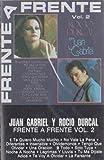 Juan Gabriel & Rocio Durcal: Frente A Frente - #2-18255 Cassette Tape