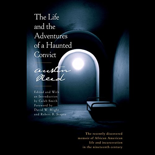 The Life and the Adventures of a Haunted Convict audiobook cover art
