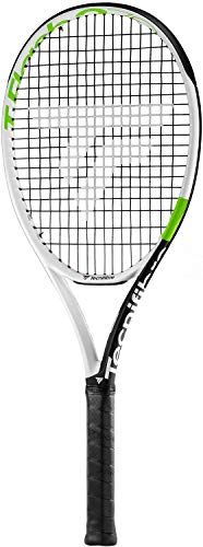 Tecnifibre T- Flash 270 CES - Raqueta de Tenis Unisex para Adulto, Color Negro , tamaño Grip 2, Taille de Manche : 2