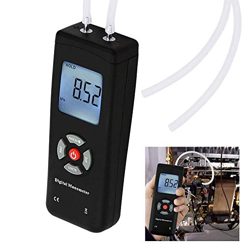 TEKCOPLUS Digital Handheld Manometer