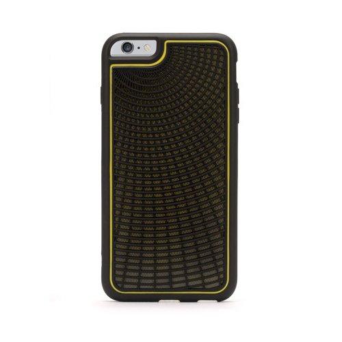 Griffin Survivor All-Terrain - Funda para Apple iPhone 6 Plus, negro, gris y amarillo
