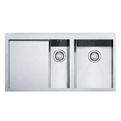 Franke PPX 251 127.0203.468 Küchenspüle PLANAR seidenmatt, Chrom