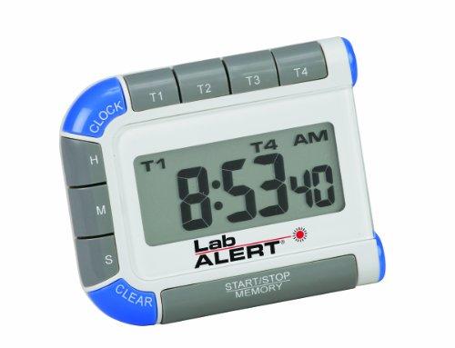 Heathrow Scientific HEA24670 - Alarma digital