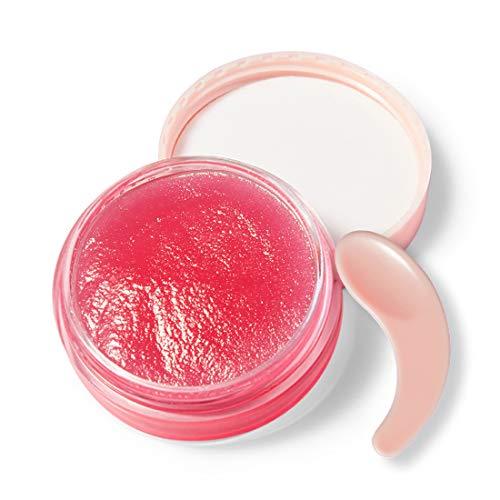 Lip Scrub, (Peach) Lip Scrubs Exfoliator & Moisturizer, Vegan Cruelty-Free Lip Sugar Scrub, Natural Gentle Lip Treatment, Dry Lip Treatment Polish & Lip Exfoliator by Samnyte