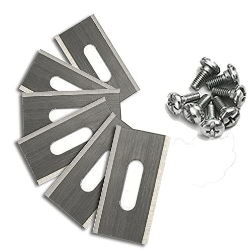LifBetter Lot de 30 lames de tondeuse en acier inoxydable pour Husavarna 36,5 x 18,5 x 0,65 mm