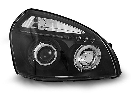 Shop Import koplamp – Tucson 04-10 Angel Eyes zwart (U02)