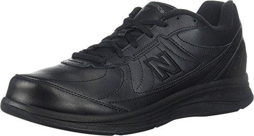 New Balance - Zapatillas de running para hombre, color negro, talla 11 2E US