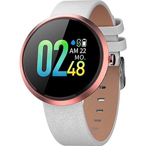 V06C Ladies Smart Brazalet Watch IP67 Monitor De Ritmo Cardíaco Fitness Tracker Pedómetro Deportivo Pulsera,D