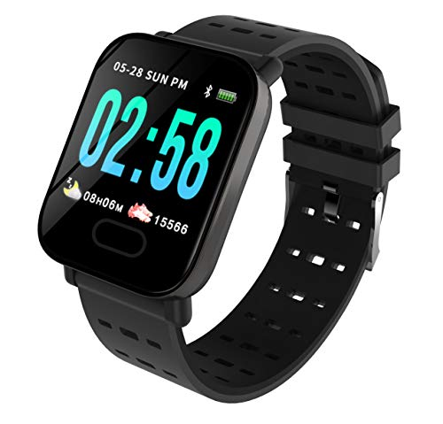 Hoteon A6 Fitness Tracker HR, Activity Tracker with Heart...