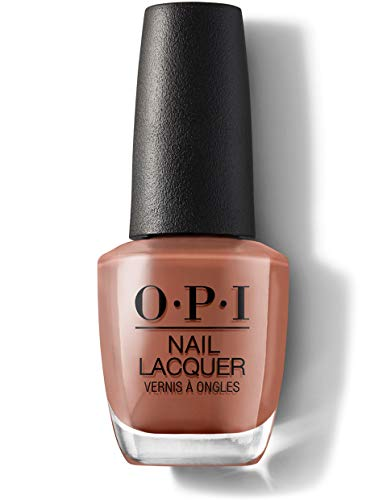 OPI Nail Lacquer, Chocolate Moose, 0.5 fl. oz.