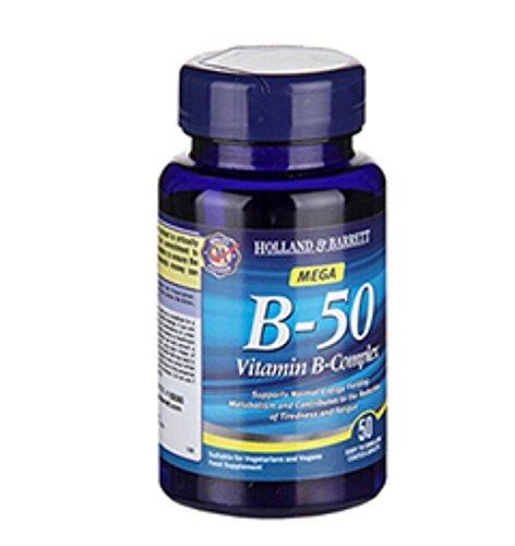 Fantastic Deal! Mega B-50 Vitamin B-Complex