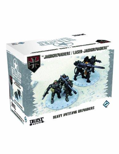 Dust Tactics: Heavy Antitank Grenadiers