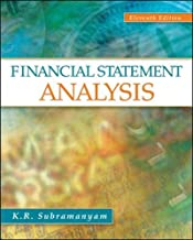 Best financial statement analysis mcgraw hill 11th edition Reviews