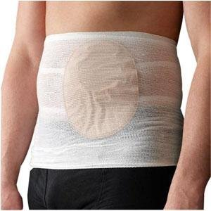 Carefix StomaSafe Classic Ostomy Support Garments, Stomasafe Class Pch Supt Md, (1 PACK, 3 EACH)