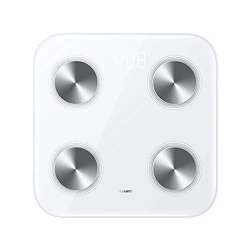 Huawei Scale 3 Waage, Edelstahl, Weiß