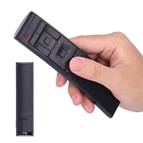 Mxzzand Mando a Distancia de Repuesto Resistente al Desgaste Mando a Distancia de TV portátil de Repuesto para Samsung bn59‑01220e / bn5901220e / rmctpj1ap2
