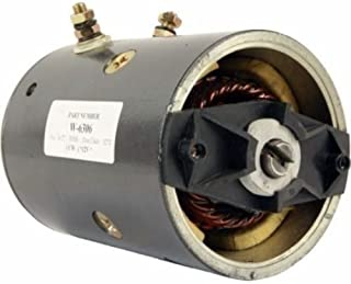 New Snow Plow Motor Replacement For Fisher Western 12 Volt MUE6302