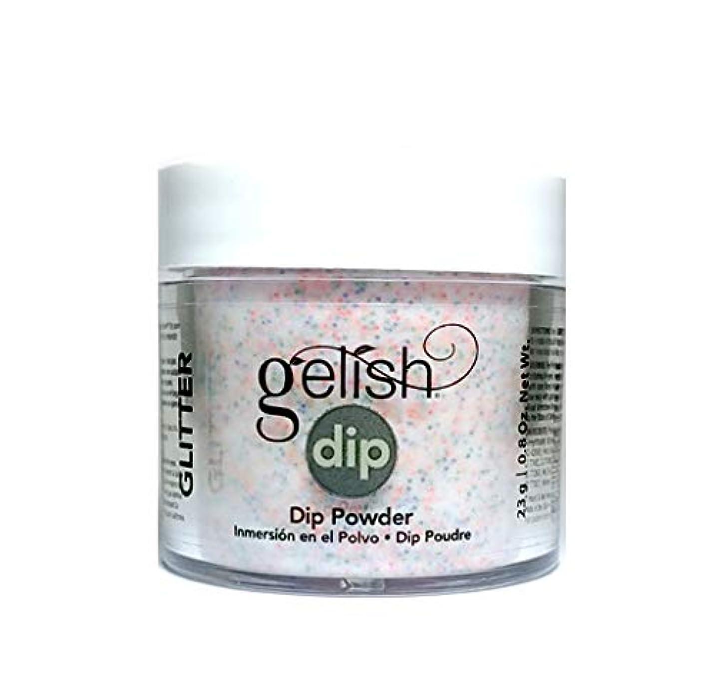 徒歩でマティス胚Harmony Gelish - Dip Powder - Lots Of Dots - 23g / 0.8oz