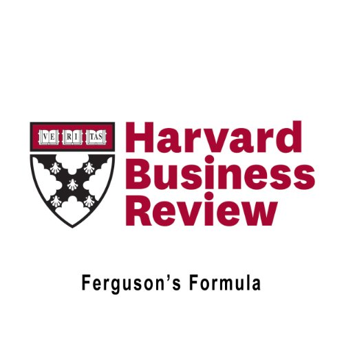 Ferguson's Formula (Harvard Business Review) audiobook cover art