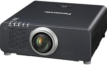 Panasonic 3D Ready Dlp Projector - 720P - Hdtv - 16:10 - 1280 X 800 - Wxga - 10,000:1 - 8500 Lm - Hdmi - Ethernet - 1.03 Kw - 3 Year Warranty