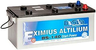 LKW Batterie 12 V 140 Ah BS 140 Starterbatterie für LKW