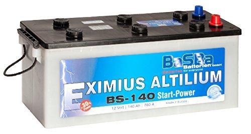 LKW Batterie 12 V 140 Ah BS-140 Starterbatterie für LKW