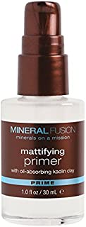 MINERAL FUSION Mattifying primer by mineral fusion, 1 fl oz, 1 Ounce