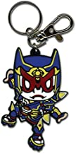 Great Eastern Entertainment Tiger & Bunny Origami Cyclone SD PVC Keychain