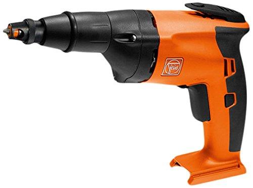 FEIN 71131665000 ASCT 18 Select Drywall Screwdriver, 90 W, 18 V, Orange