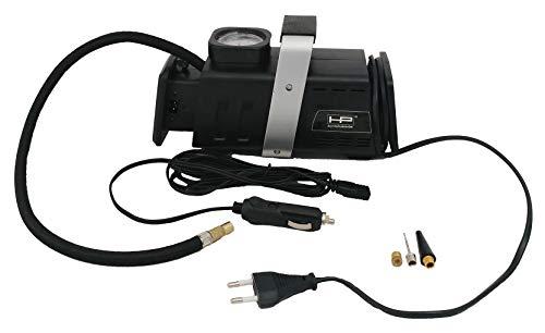 HP-Autozubehör 21264 Luftkompressor, 12/230 V