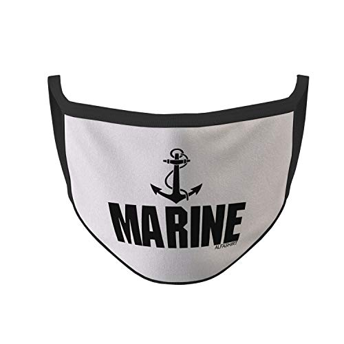 Copytec Maske Marine Anker Nase Matrose Bundeswehr U-Boot #34675