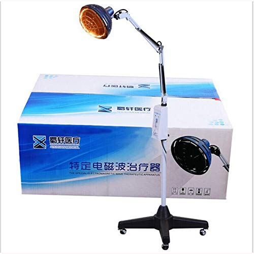 Review Of YLTTZ TDP Infrared Floor Stand Heat Lamp 220V for Thermotherapy Muscle Pain Relief Improve...