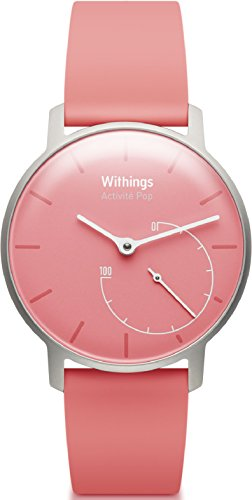 Withings none Aktivitätstracker Pop Smart Watch Coral, Pink