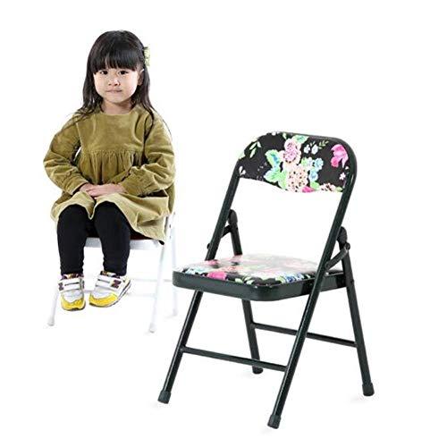 FENGFAN-klapstoel voor kinderen, vrije tijd, stoelen van PU-staal, staal, voor gasten