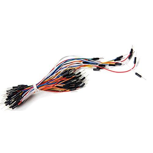 ILS – 325 Piezas Macho cortacésped Cables Puente Cable Du
