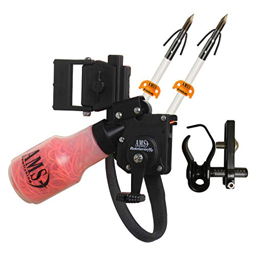 AMS Bowfishing Retriever Pro Combo Kit - Made in The USA - Right Hand