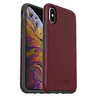 OtterBox 77-57082 SYMMETRY SERIES Case for iPhone X (ONLY) - Retail Packaging - FINE PORT (CORDOVAN/SLATE GREY) (B00Z7SOGLO) | Amazon price tracker / tracking, Amazon price history charts, Amazon price watches, Amazon price drop alerts