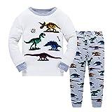 Popshion Boys Pyjamas Dinosaur K...