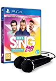Let's Sing 2021 2 Mics (PS4) - PlayStation 4 [Edizione: Francia]