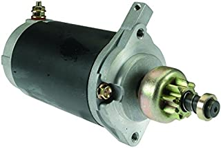 New Starter For Mercury Outboard 35-50HP 1965-1983 50-30829, 50-32403, 50-37345, 50-38890A1, 50-38890, 50-38890A1, 50-55601A2, 50-55801A