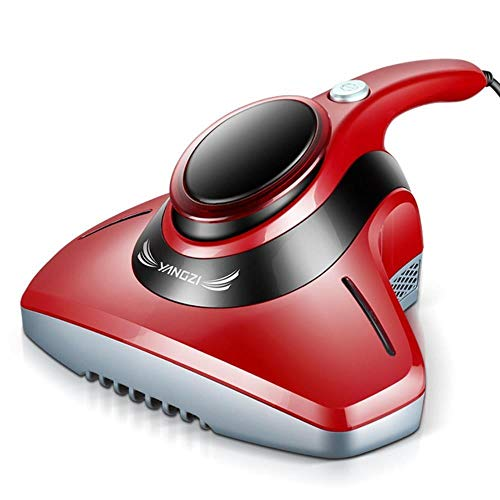 Check Out This YFJLOVE Handheld Vacuum Cleaner Dust Sweeper Bed Mite Collector Mini UV Sterilizer Ma...