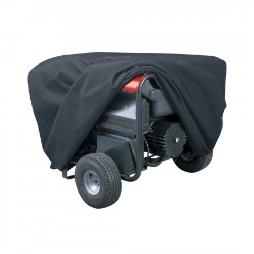 Classic Accessories 79527 Generator Cover, Black, Medium
