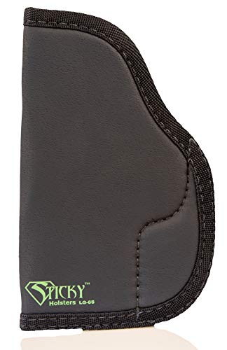 "Sticky Holsters LG6 Short - for Larger Framed Automatics with a 3"" or 4"" Barrel"