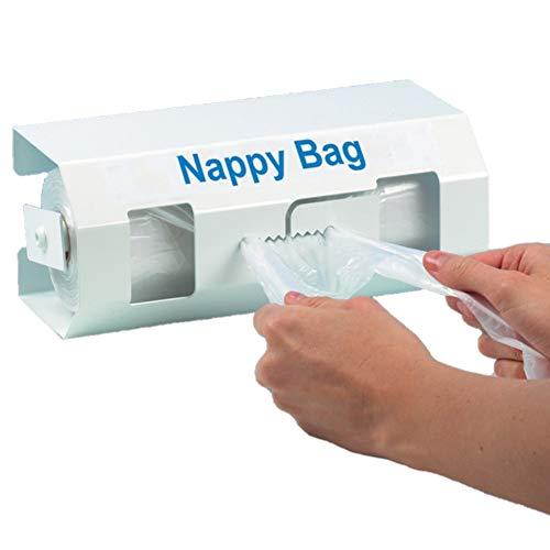 Distributeur de sacs à couches avec rouleau de 250