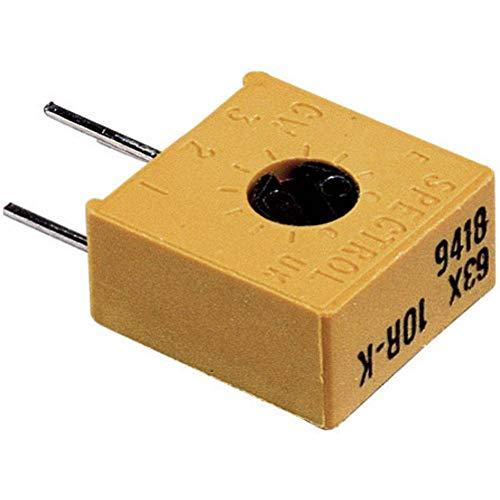 Vishay M63X253KB40 Präzisions-Trimmer linear 0.5 W 25 kΩ 270 ° 300 ° 1 St.