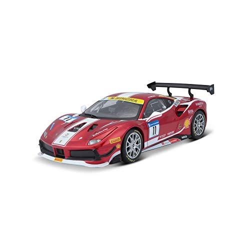 Ferrari 488 Challenge (Formula Racing 2017) - 1:24.