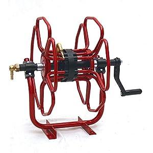 metalmicanti Enrollador de manguera de riego 07015 MC60SP