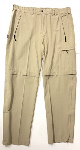 Hot de Sportswear HE T-Shirt Zip Pantalon de randonnée Berlin, Sable